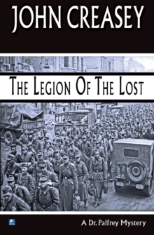 The Legion of the Lost, Paperback Book