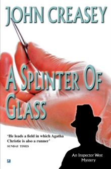 A Splinter of Glass, Paperback Book