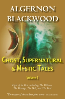 Ghost, Supernatural & Mystic Tales Vol 2, Paperback Book