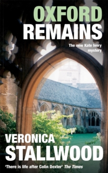 Oxford Remains, Paperback / softback Book