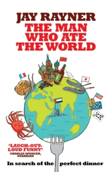 The Man Who Ate the World, Paperback Book