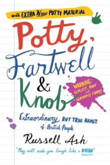 Potty, Fartwell and Knob, Paperback / softback Book