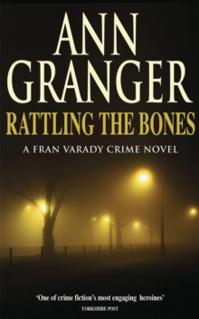 Rattling the Bones (Fran Varady 7) : An thrilling London crime novel, Paperback Book
