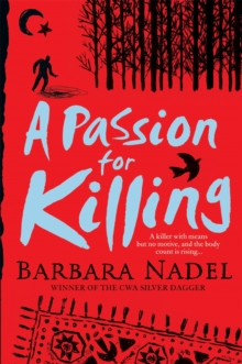 A Passion for Killing (Inspector Ikmen Mystery 9) : A riveting crime thriller set in Istanbul, Paperback / softback Book