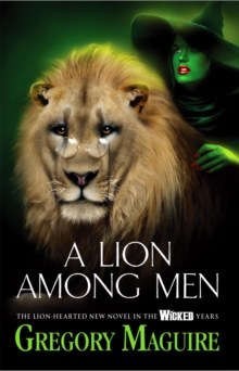 A Lion Among Men, Paperback / softback Book
