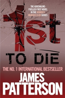 1st to Die, Paperback Book