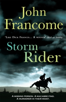 Storm Rider : A ghostly racing thriller and mystery, Paperback Book