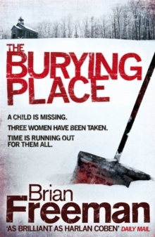 The Burying Place, Paperback Book