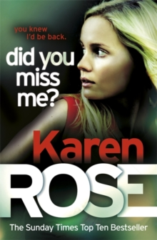 Did You Miss Me? (The Baltimore Series Book 3), Paperback / softback Book