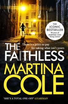 The Faithless : A dark thriller of intrigue and murder, Paperback Book