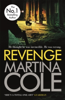 Revenge : A pacy crime thriller of violence and vengeance, Paperback / softback Book
