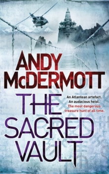 The Sacred Vault (Wilde/Chase 6), Paperback Book