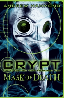 CRYPT: Mask of Death, Paperback / softback Book