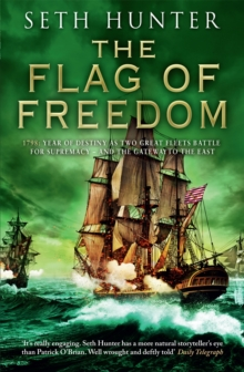 The Flag of Freedom : A thrilling nautical adventure of battle and bravery, Paperback / softback Book