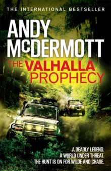 The Valhalla Prophecy (Wilde/Chase 9), Paperback / softback Book
