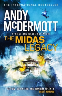 The Midas Legacy (Wilde/Chase 12), Hardback Book