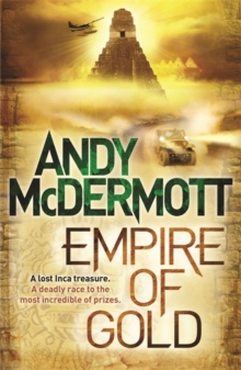 Empire of Gold (Wilde/Chase 7), Paperback Book