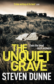 The Unquiet Grave (DI Damen Brook 4), Paperback / softback Book