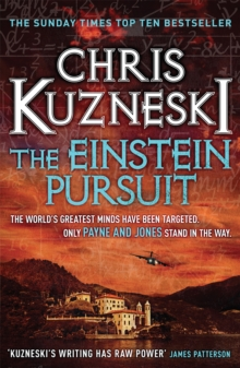 The Einstein Pursuit (Payne & Jones 8), Paperback / softback Book
