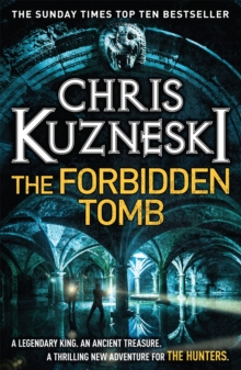 The Forbidden Tomb (The Hunters 2), Paperback / softback Book