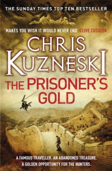 The Prisoner's Gold (The Hunters 3), Paperback / softback Book
