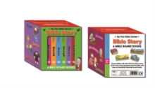 Look and Learn Book Boxed Set - Bible Stories, Multiple copy pack Book