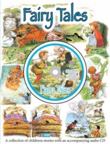 CD Fairy Tale Book Volume 3, Hardback Book