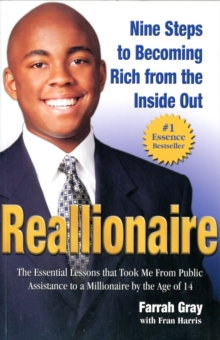 Reallionaire : Nine Steps to Becoming Rich from the Inside Out, Paperback / softback Book