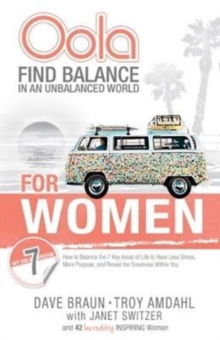 Oola for Women : Find Balance in an Unbalanced World, Paperback Book