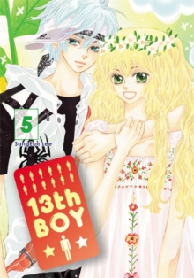 13th Boy, Vol. 5, Paperback Book