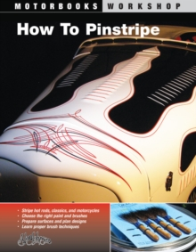 How to Pinstripe, Paperback Book
