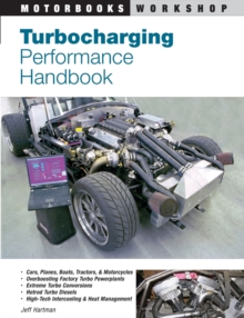 Turbocharging Performance Handbook, Paperback Book