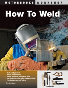 How to Weld, Paperback / softback Book