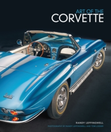 Art of the Corvette, Hardback Book