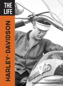 The Life Harley-Davidson, Hardback Book