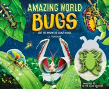 Amazing World: Bugs : Get To Know 20 Crazy Bugs, Hardback Book