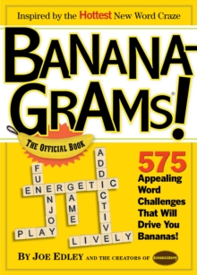 Bananagrams! The Official Book, Paperback Book