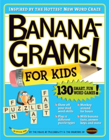 Bananagrams! for Kids, Paperback / softback Book