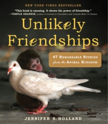 Unlikely Friendships : 47 Remarkable Stories from the Animal Kingdom, Paperback Book