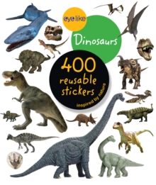 Playbac Sticker Book: Dinosaurs, Paperback / softback Book