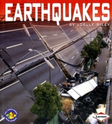 Earthquakes, Paperback Book
