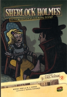 Sherlock Holmes And The Adventure At The Abbey Grange #2, Paperback Book