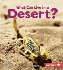 What Can Live in a Desert?, PDF eBook