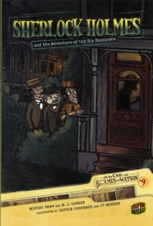 Sherlock Holmes And The Adventure Of The Six Napoleans #9, Paperback Book