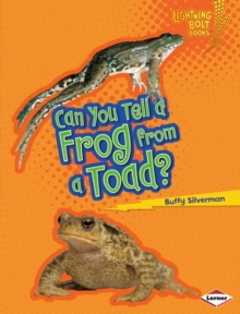 Can You Tell a Frog from a Toad?, PDF eBook