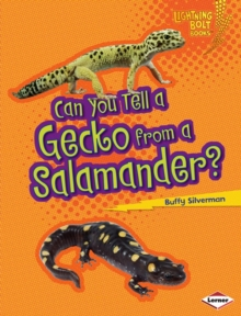 Can You Tell a Gecko from a Salamander?, PDF eBook