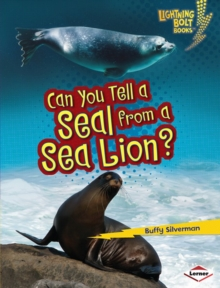 Can You Tell a Seal from a Sea Lion?, PDF eBook