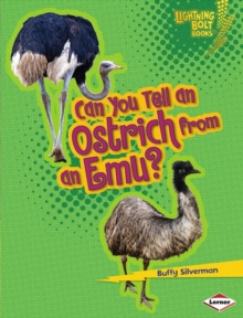 Can You Tell an Ostrich from an Emu?, PDF eBook