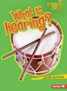What Is Hearing?, PDF eBook