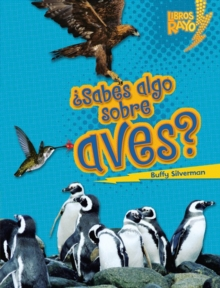 Sabes algo sobre aves? (Do You Know about Birds?), PDF eBook